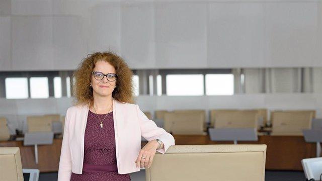Isabel Schnabel, miembra del Comité Ejecutivo del BCE.