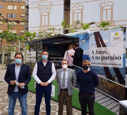 Turismo.- Diputación difundirá en 30 municipios jiennenses su programa 'A Jaén. A tu paraíso'