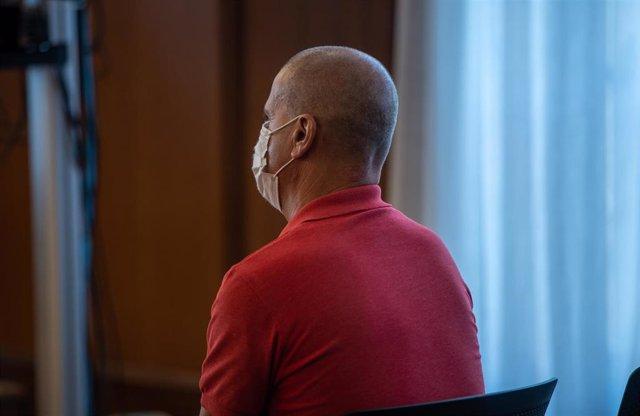 Archivo - Primera sesión del juicio contra el conocido como el 'loco del chándal'