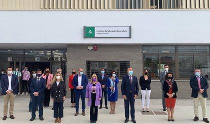 Educación.- La Junta destina 4,6 millones de euros al nuevo instituto 'Elena García Armada' en Jerez