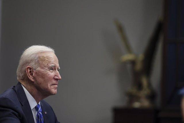 Archivo - Joe Biden.