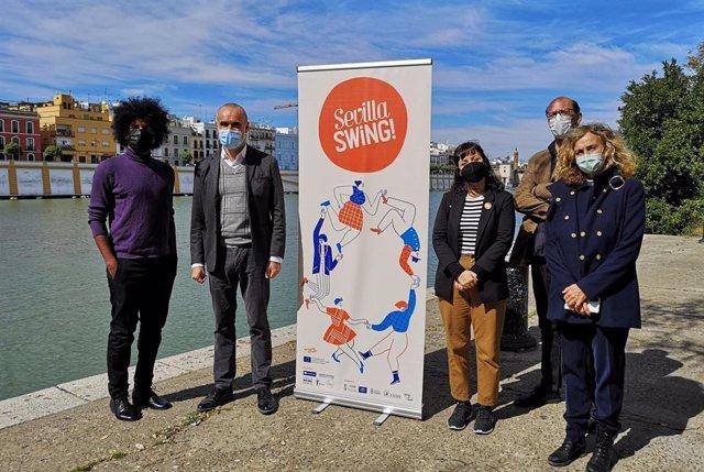 Presentación del IX Sevilla Swing Festival