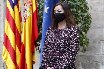 "Armengol lamenta la muerte de Margalida Magraner, ""una mujer comprometida con la cultura"""
