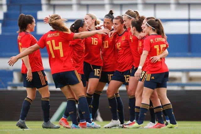 España - Países Bajos