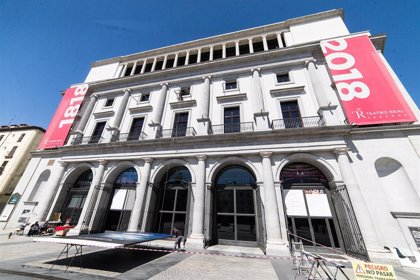 """El Teatro Real destaca que invirtió un millón de euros para """"contribuir y ser parte activa"""" de la """"cultura segura"""""""