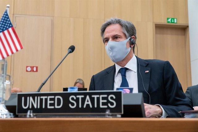 El secretari d'Estat d'EUA, Antony Blinken