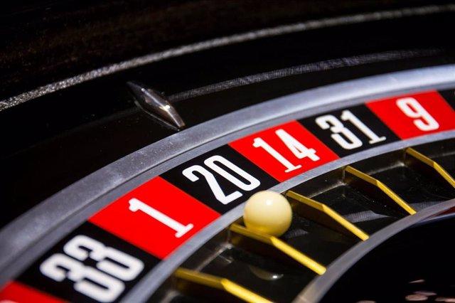 Archivo - Casino Gran Madrid de Colón inaugura a partir de l'1 de març la seva primera ruleta francesa