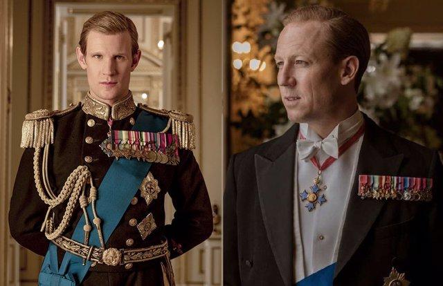 Los actores de The Crown que interpretaron al príncipe Felipe se despiden del duque de Edimburgo