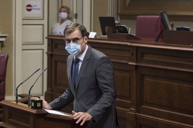 """Archivo - El PP critica que las ayudas directas del Gobierno canario son """"insuficientes para rescatar"""" el tejido productivo"""