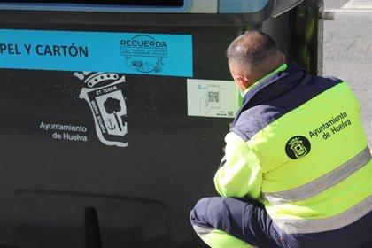 Los contenedores de la ciudad exhibirán códigos QR con información para resolver dudas y comunicar incidencias