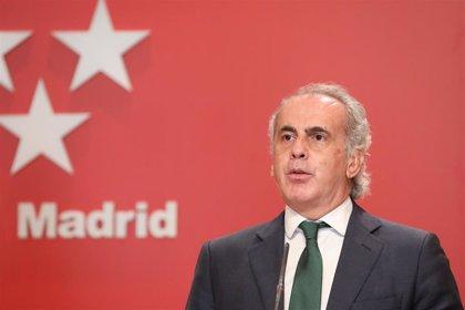 Madrid solicita a Sanidad que menores de 60 años se puedan vacunar voluntariamente con AstraZeneca
