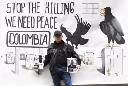 Asesinados un policía y un guía turístico en Colombia