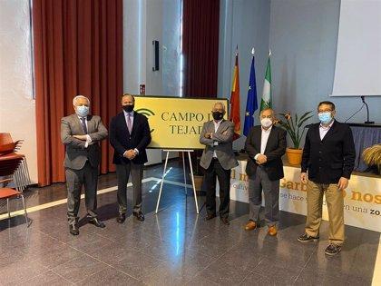 La cooperativa Campo de Tejada de Escacena y Caja Rural del Sur colaboran en servicios financieros