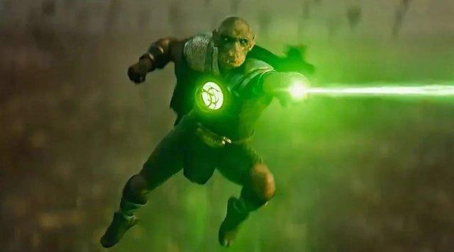 ¿Quiénes Son Los Green Lantern Que Aparecen En El Snyder Cut De Liga De La Justicia?