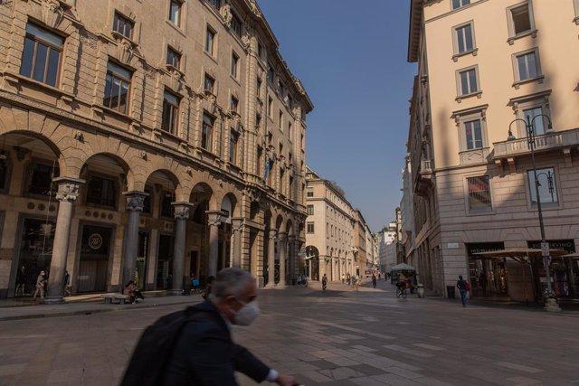 El municipio colombiano de Milán en cuarentena.