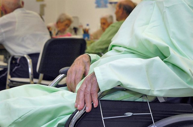 Enfermedad de parkinson, mayor, anciano, geriatría.