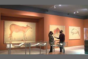Museo Arqueológico celebra el centenario de la exposición Arte prehistórico de 1921