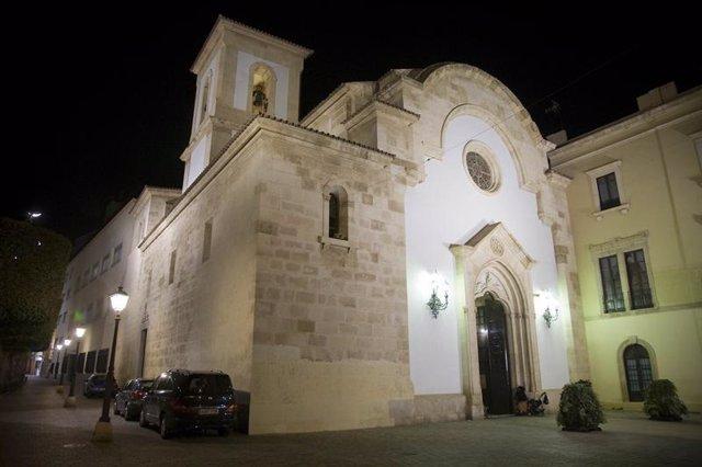 Archivo - Basílica De La Virgen Del Mar De Almería