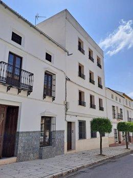 Antiguos pisos de los maestros de Gilena