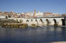 Archivo - Vista de Tordesillas, villa que pasó a manos del bando real en 1520 tras el movimiento estratégico de Pedro Girón de Velasco.