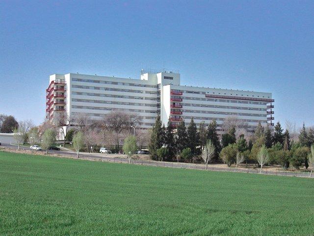 Archivo - Hospital Infanta Elena de Huelva.
