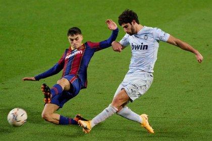 El Valencia-Bara se jugará el domingo 2 de mayo a las 21.00 horas