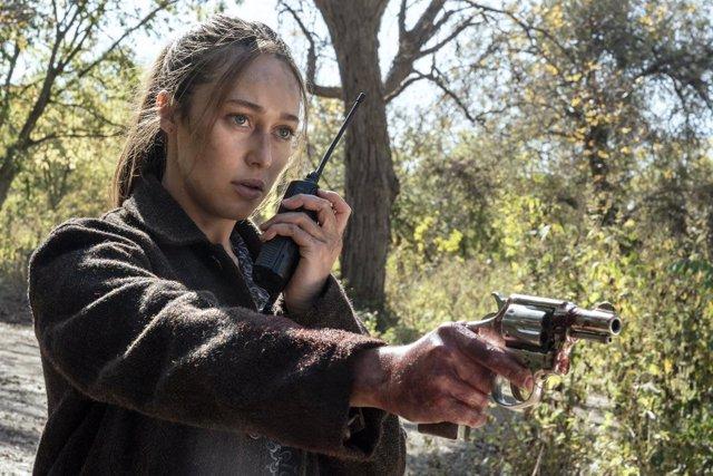 Archivo - ¿A Qué Hora Se Estrena Fear The Walking Dead 6X08?