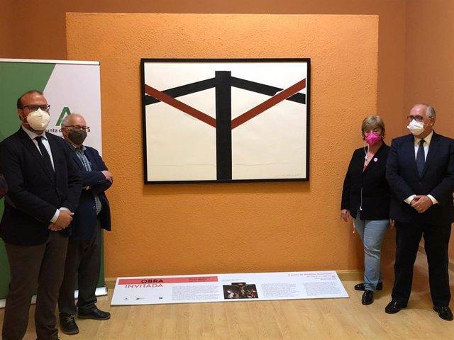 Exposición de Nacho Criado en el Museo se Jaén