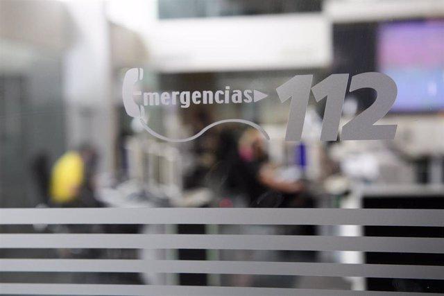 Archivo - Centro del 112 de Extremadura