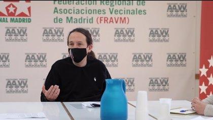 """Sobre vídeo de Ayuso corriendo: """"Te falta mucho Madrid, tía, podías ir a que te graben a barrios del Sur"""""""