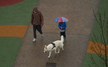 Las temperaturas suben mañana, salvo en el Mediterráneo, aunque todavía se esperan lluvias en buena parte del país