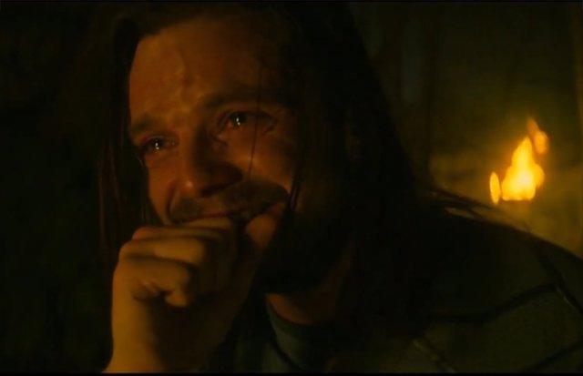 Bucky en Wakanda en Falcon y el Soldado de Invierno