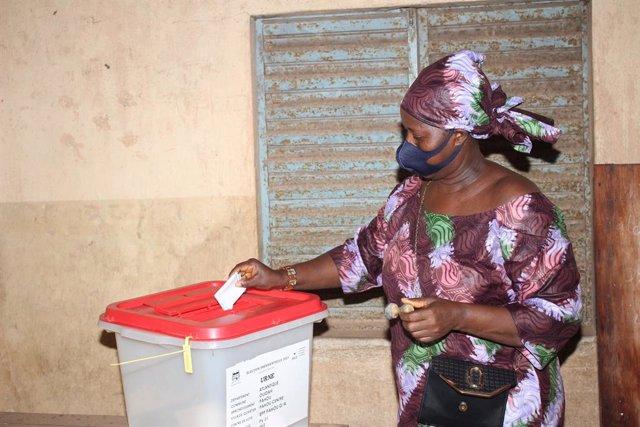 Elecciones presidenciales en Benín