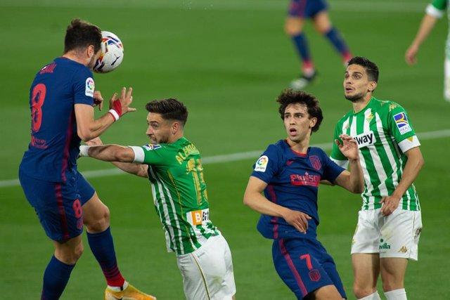 Betis - Atlético de Madrid