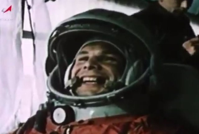 Archivo -    Este 12 de abril se cumplen 60 años desde que el cosmonauta soviético Yuri Gagarin se convirtiese en el primer humano que viajó al espacio, uno de los principales hitos de la carrera espacial