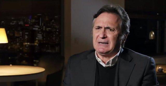 Josep Pujol en el documental del 30 minuts 'Pujol: els secrets d'Andorra'.