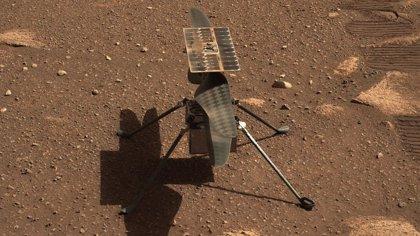 VÍDEO: Ciencia.-La NASA investiga el problema que retrasa el vuelo de Ingenuity