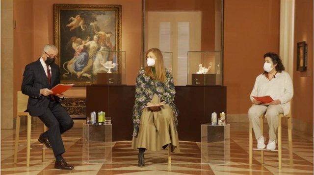 El Museo Nacional Thyssen-Bornemisza ha presentado este lunes 'Tesoros de la colección de la familia Thyssen-Bornemisza'
