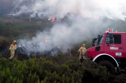 A consulta pública previa el futuro reglamento contra incendios forestales de Cantabria