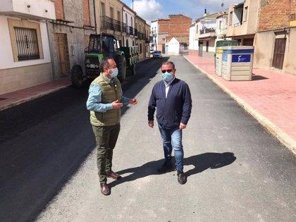 MásJaén.- La Diputación invierte 120.000 euros en actuaciones de mejora en el casco urbano de Sabiote