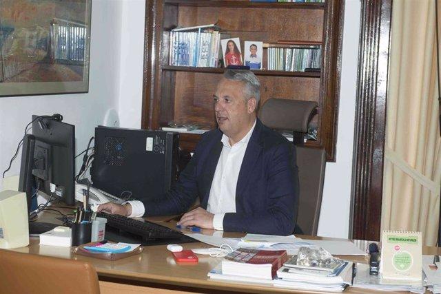 Ruiz Boix, diputado provincial