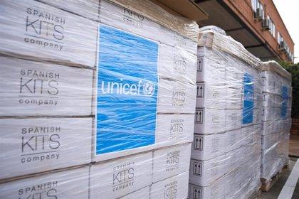 """UNICEF España cumple 60 años en un momento """"crítico"""" para la infancia por los efectos de la pandemia"""