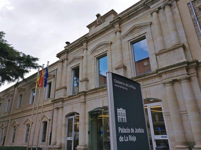 Archivo - Palacio de Justicia de La Rioja