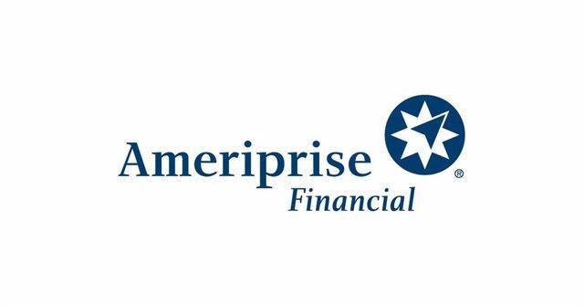 Logo de Ameriprise Financial.