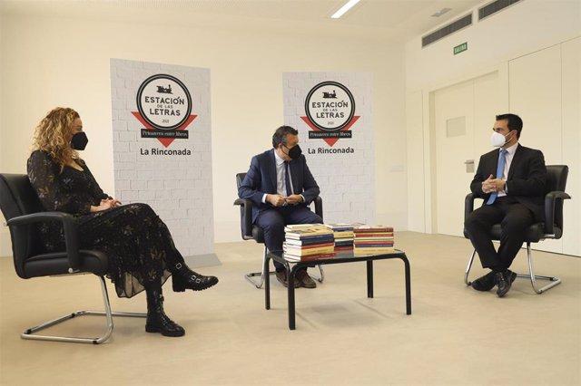 La Rinconada y Fundación José Manuel Lara firman un convenio