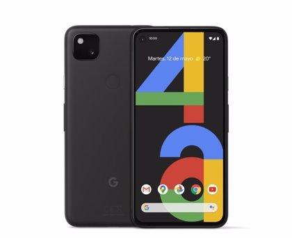 Google confirma que lanzará el 'smartphone' Pixel 5a en 2021 pero solo en EEUU y Japón
