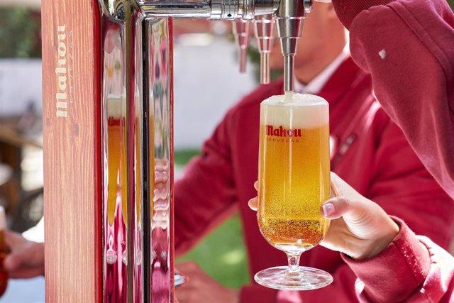 Cervezas de Mahou