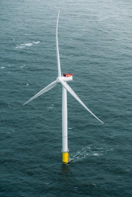 Siemens Gamesa registra como pedido firme el suministro para un parque eólico marino en Países Bajos de 759 MW