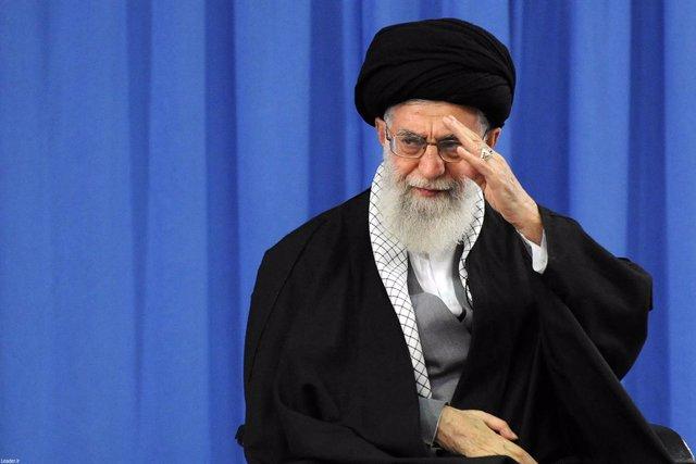 Archivo - Líder supremo de Irán, ayatolá Alí Jamenei