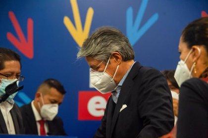 Coronavirus.- Lasso promete vacunar a nueve millones de personas contra la COVID-19 en sus primeros 100 días de Gobierno